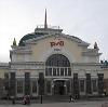Железнодорожные вокзалы в Зеленокумске