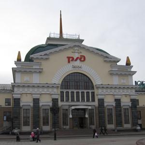 Железнодорожные вокзалы Зеленокумска